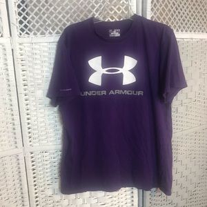 under Armour HeatGear Charged  Sportstyle T-shirt
